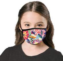 Kids Impressionism Cool Shield Face Mask