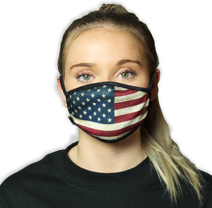 Old Glory Cool Shield Face Mask