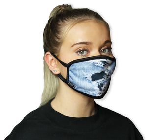 Ripped Jeans Cool Shield Face Mask