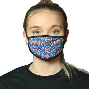 Spanish Delight Cool Shield Face Mask