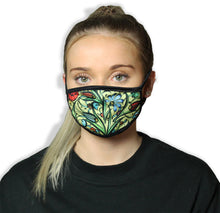 Uncommon Flowers Cool Shield Face Mask