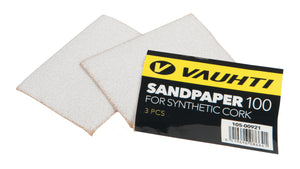 Sandpaper, 3 Pieces