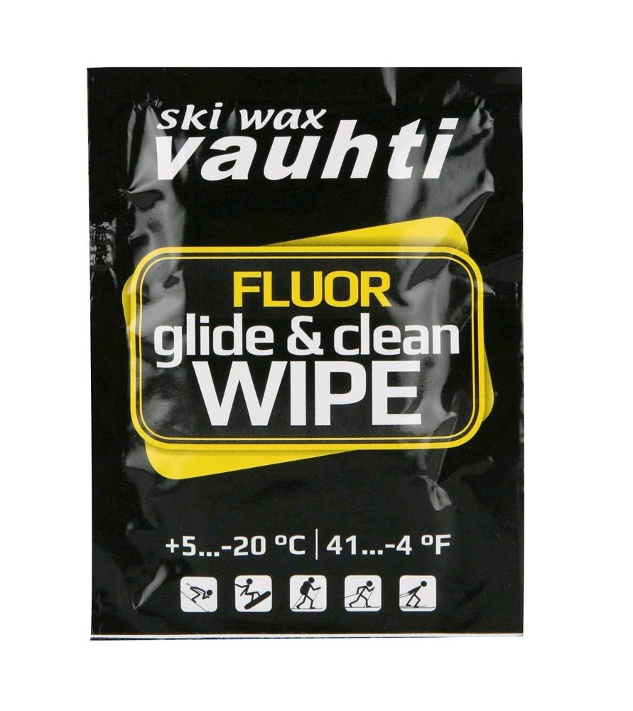 Clean & Glide Wipe 15 Pack