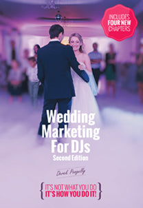 Wedding Marketing For DJs Second Edition