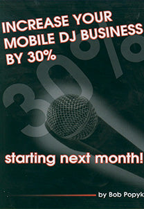 Increase Your Mobile DJ Business By 30%