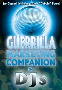 Guerrilla Marketing Companion For DJs