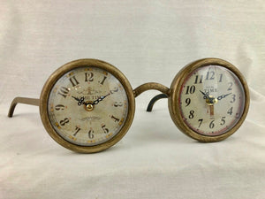 "Horloge de table "" Lunette"""