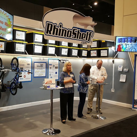 Rhino Shelf | The Raleigh Home Show was a huge success!