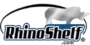 Rhino Shelf Logo | Garage Storage Shelves