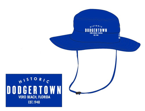 Historic Dodgertown Boonie Hats