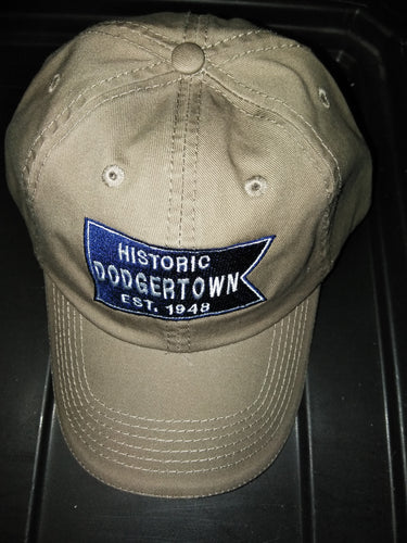 Historic Dodgertown Pennant Hat