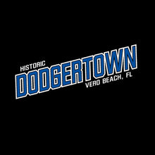 Mens Historic Dodgertown Long-Sleeve Dri-Fit