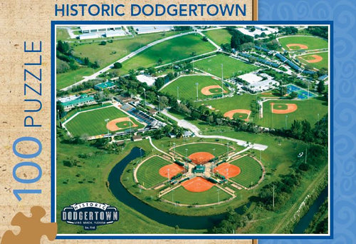 Historic Dodgertown Puzzle