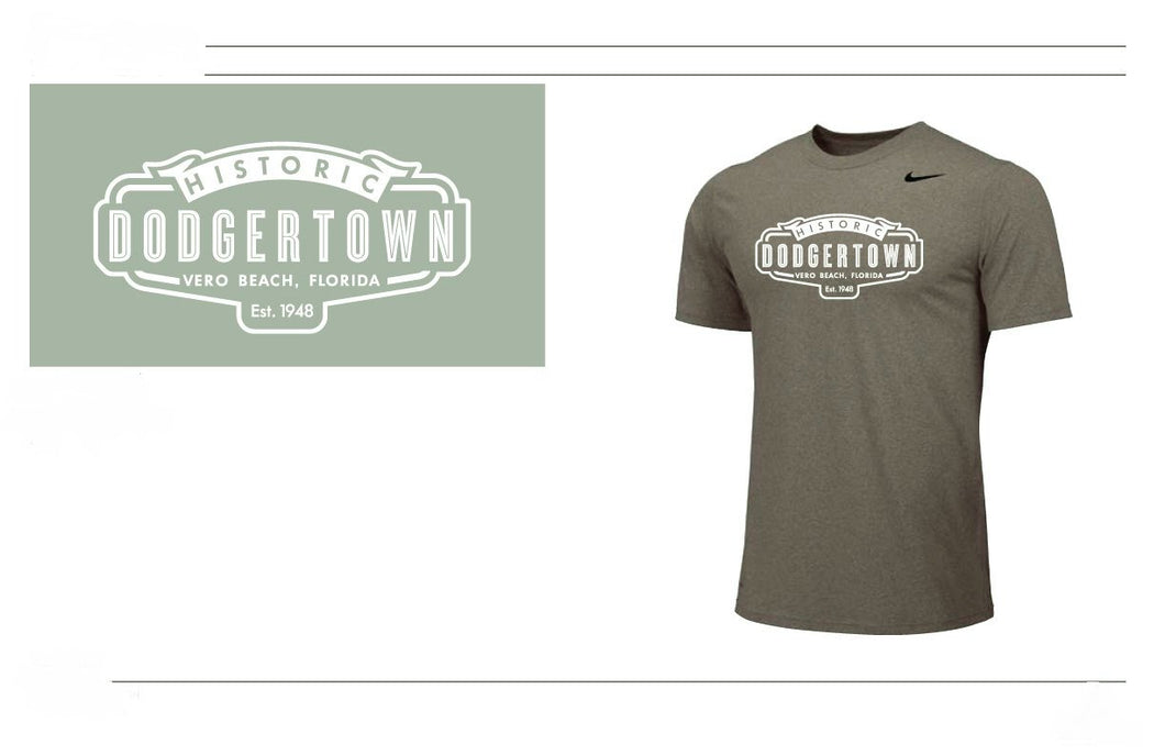 Unisex Dodgertown Monument T-Shirt