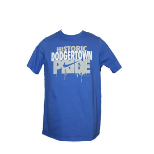 "Historic Dodgertown ""Nike Pride"" Youth Tee Royal"