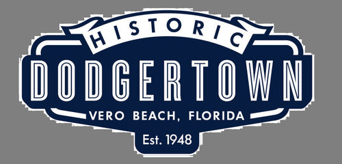 Historic Dodgertown Bumper sticker