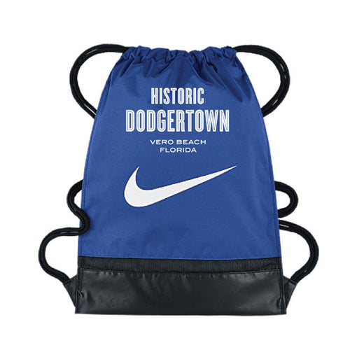 Historic Dodgdertown Nylon Cinch Pack
