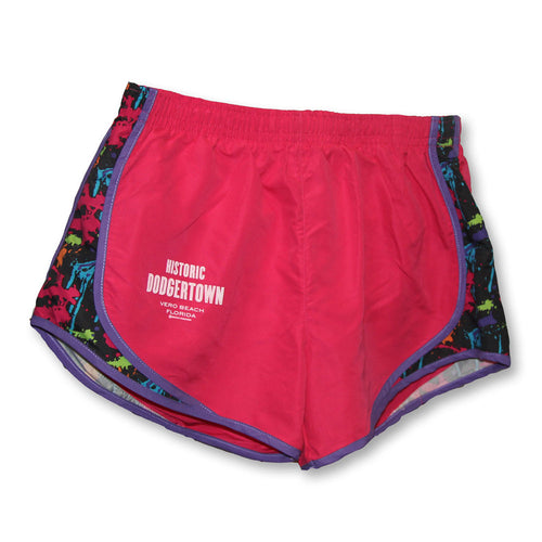 Historic Dodgertown Running Shorts