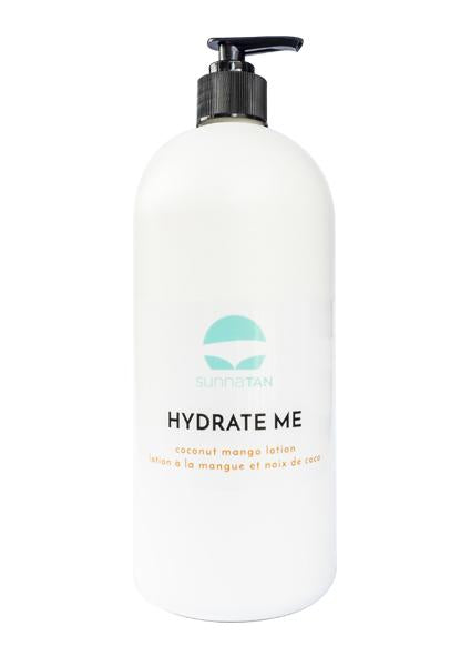 Coconut Mango Hydrate Me Lotion - Different Sizes