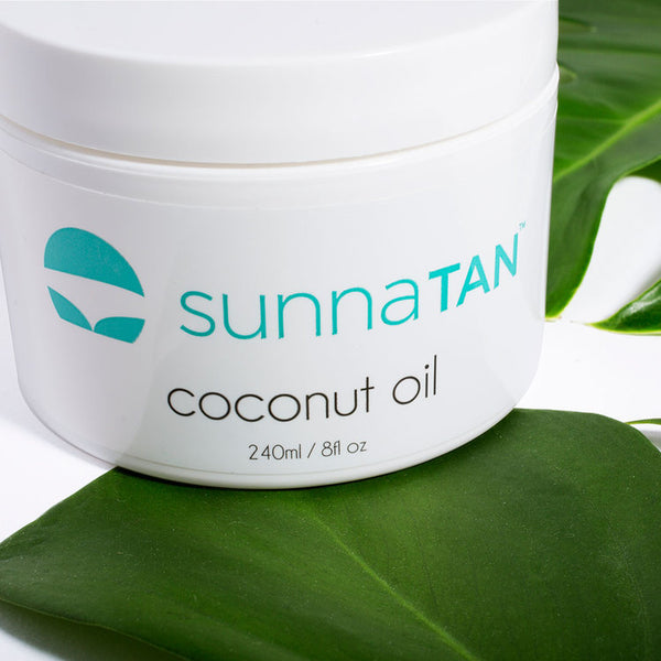 SUNNATAN COCONUT OIL