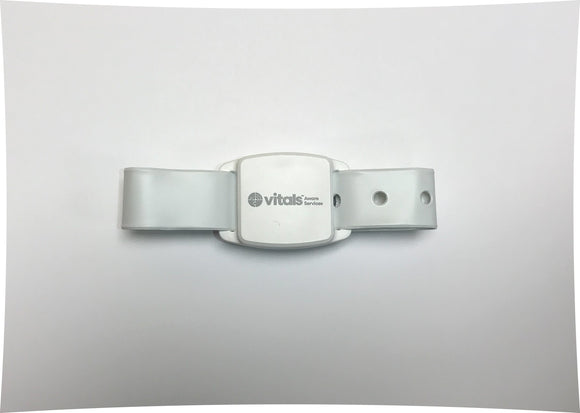 Vitals™ Waterproof Wristband Beacon - use: 30WRIST for 30% Off!