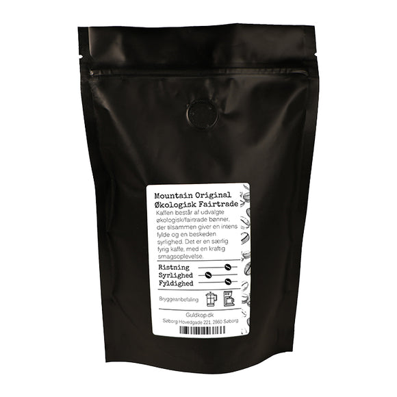 Mountain Original Økologisk Fairtrade - 250g