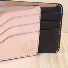 Kraken Bifold Wallet Interior Options