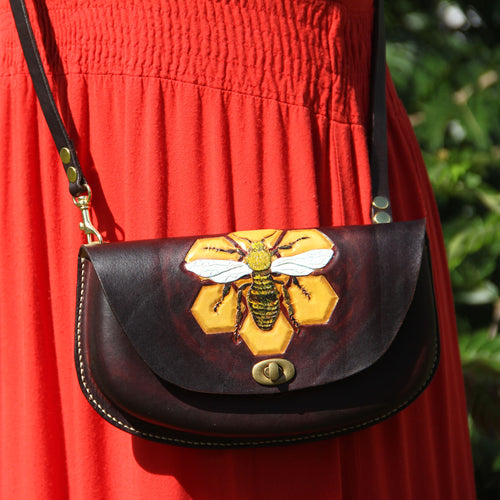 Robin Crossbody - For the Love of Bees
