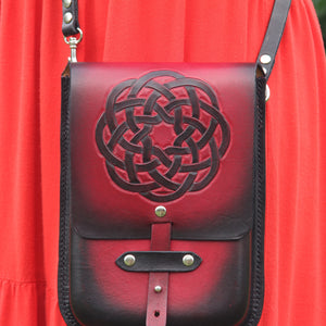 Celtic Knot - Crossbody Purse