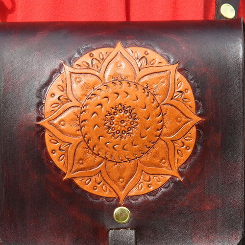Mandala - Crossbody Purse