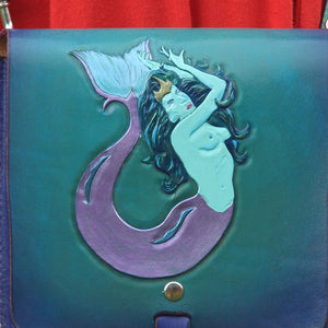 Mermaid - Crossbody Purse