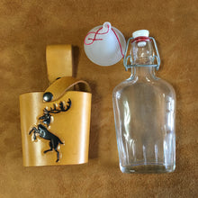 Flask Holster with Baratheon Stag