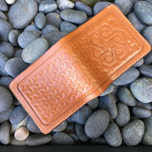 Kraken Wallet with Geometric Pattern
