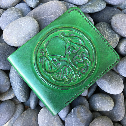 Nautilus Wallet with Cthulhu