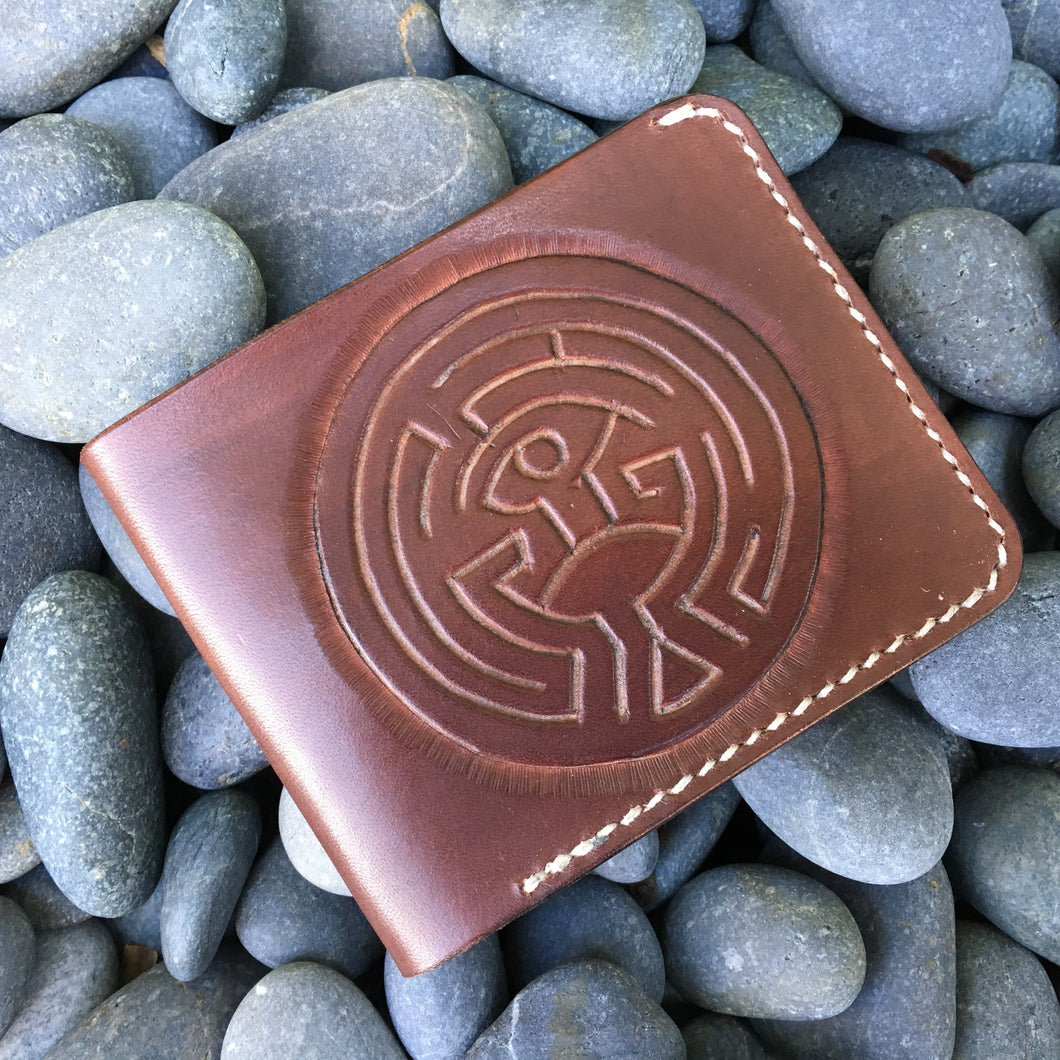 Nautilus Wallet with Maze