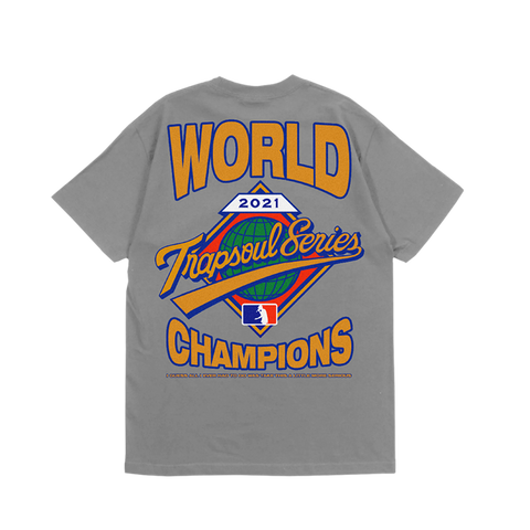TRAPSOUL SERIES WORLD CHAMPIONS TEE