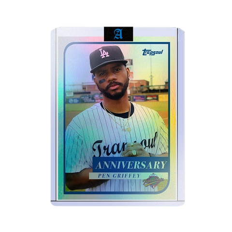 HOLOGRAPHIC TRAPSOUL SERIES TRADING CARD