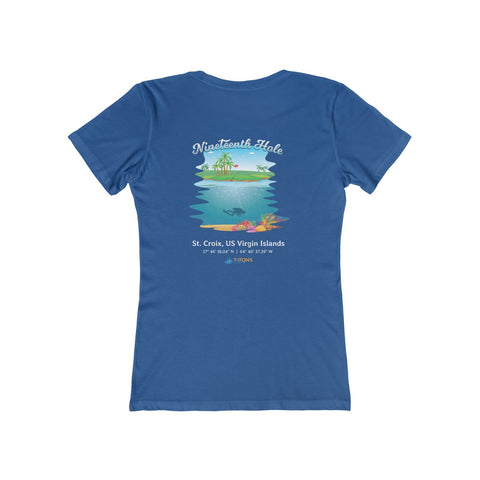 Women's Nineteenth Hole Tee