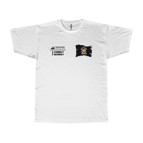 Team Cheeky Monkey Racing Tee