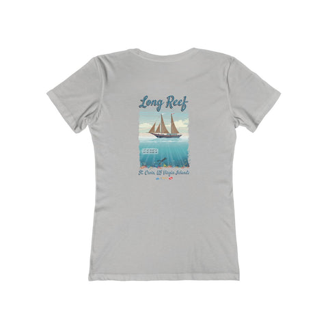 Women's Long Reef Tee