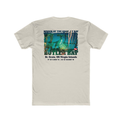 Men's Wreck Of The Coakley Bay (Sea Turtle) Tee