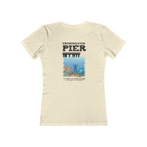 Women's Frederiksted Pier Dive Tee