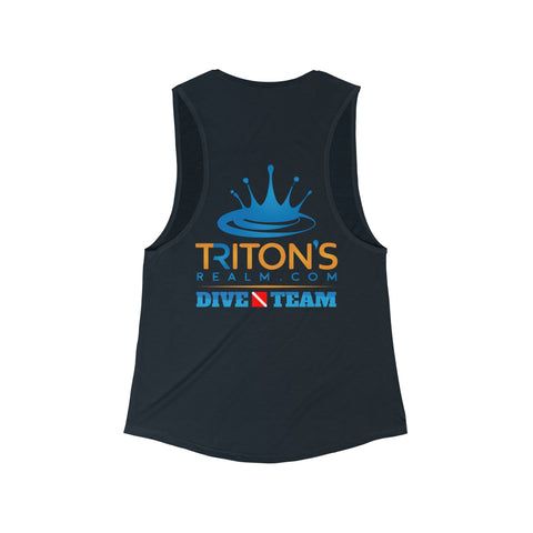 Women's Dive Team Racerback Tank