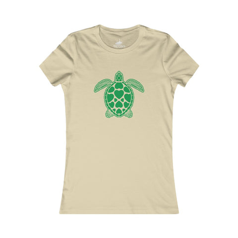 I Heart Sea Turtles Women's Tee