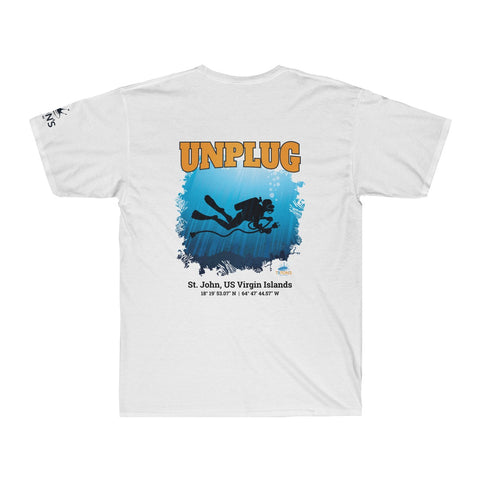 Men's Unplug St. John Tee