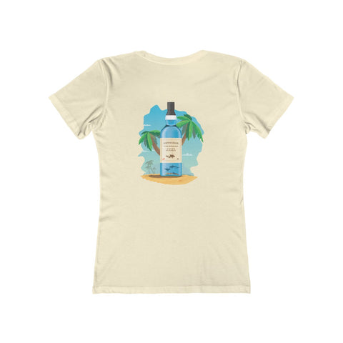 Women's Scotch Bank Tee