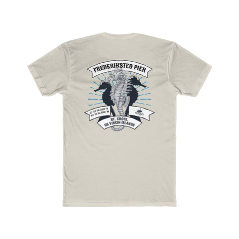 Men's Frederiksted Pier Seahorse Tee
