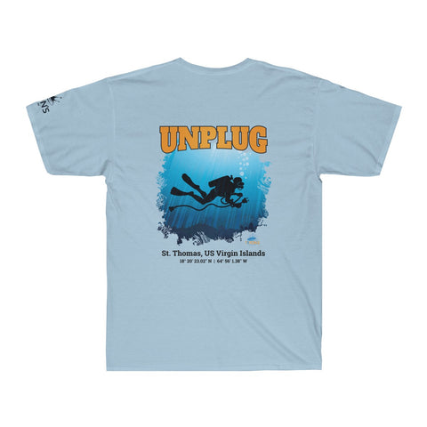 Men's Unplug St. Thomas Tee