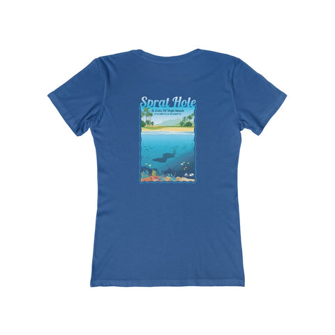 Women's Sprat Hole Tee