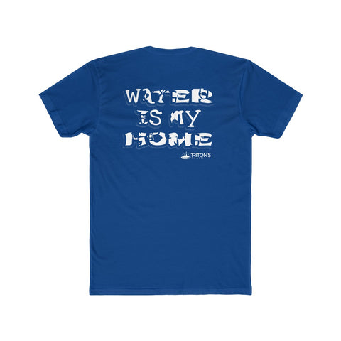 Men's Water Is My Home Tee